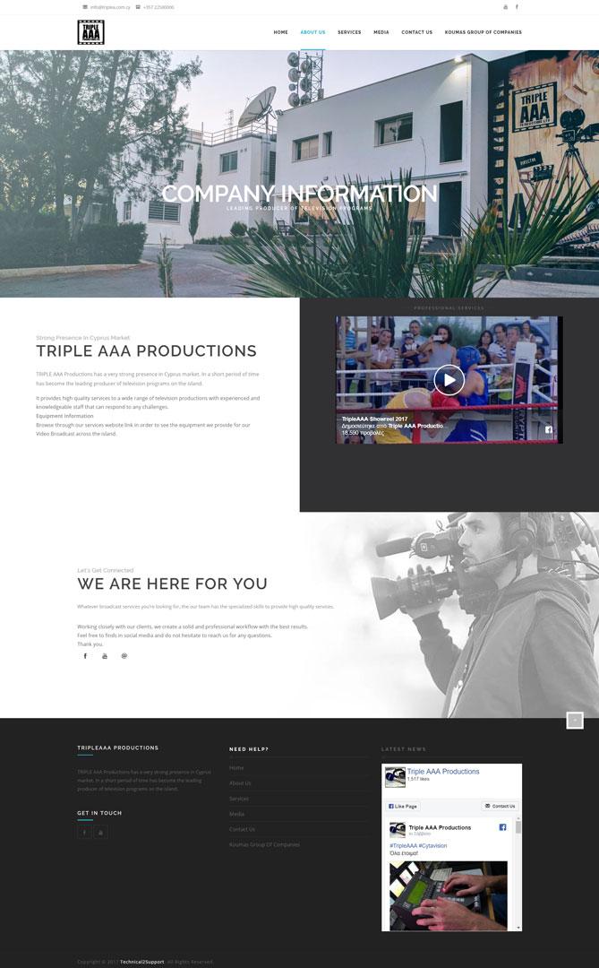TripleAAA Productions